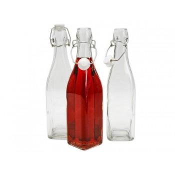 butelka 0,5l kwadratowa...